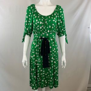 Molly New York Green Dress Size Small